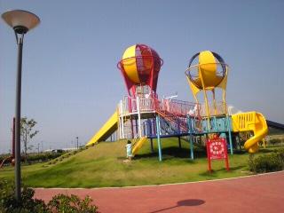 土曜日に行った公園