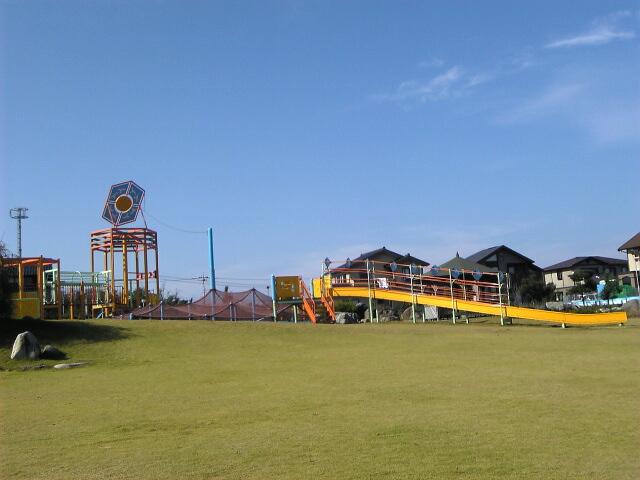 今日も公園