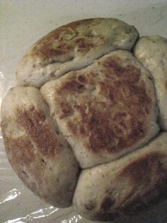 炊飯器でパン