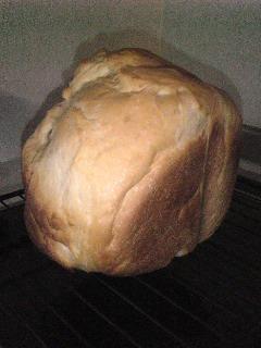パン焼けた